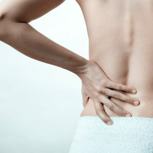 Lower back pain, sciatica and leg pain